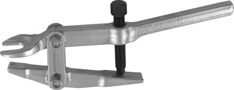 AE310076 Съемник шарнирных соединений рычажный с удлиненным захватом, захват 17 мм