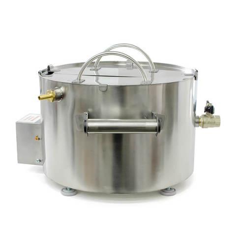 Сыроварня Maggio Hobby 10 литров с ТЭНом и возможностью нагрева на плите