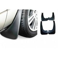 Брызковики передние и задние BMW X3 (2014+)