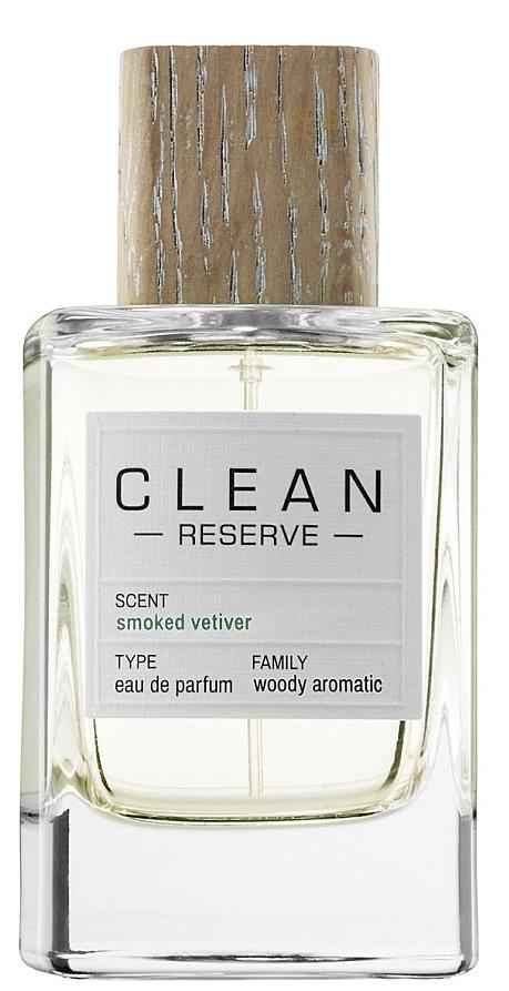 Clean Smoked Vetiever EDP