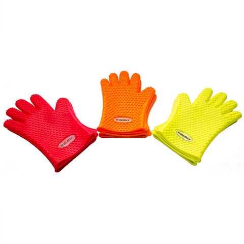 Силиконовые перчатки для гриля, Wolmex WVC2204