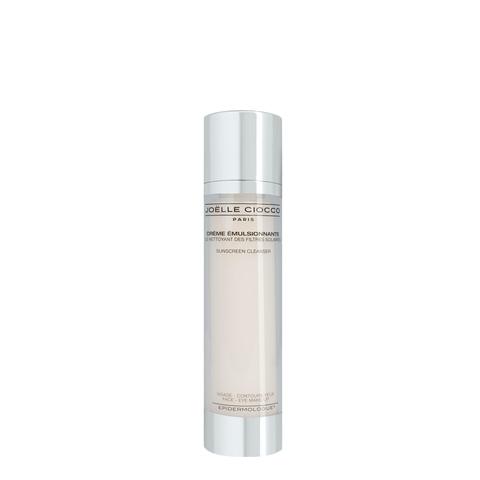 JOЁLLE CIOCCO Очищающий эмульсионный крем для лица и шеи Sunscreen Cleanser