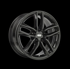 Диск колесный BBS SX 8x18 5x120 ET30 CB72.5 crystal black