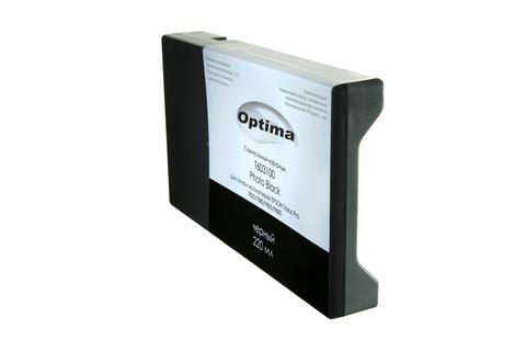 Картридж Optima для Epson 7880/9880 C13T603100 Photo Black 220 мл