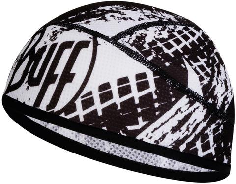 Тонкая шапка-подшлемник Buff Hat Underhelmet Track Multi фото 1