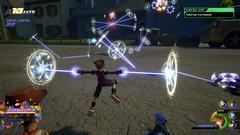 Kingdom Hearts III Cтандартное издание (PS4, английская версия)