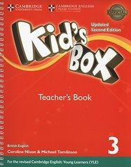 Kid's Box UPD 2Ed 3 TB