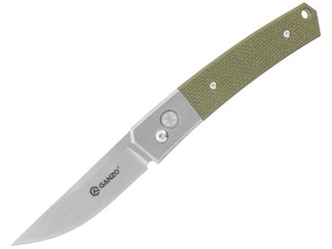 Нож Ganzo G7362 зеленый