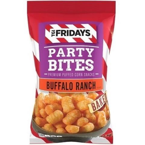TGI Friday's Party bites Buffalo ranch c соусом Баффало 92 гр