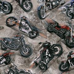 Микротекс Bikers (Байкерс) 002