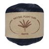 Wool Sea RAFFIA 138 (темный антрацит)
