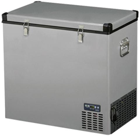 Компрессорный автохолодильник Indel-B TB130 Steel (12V/24V/220V, 130л)