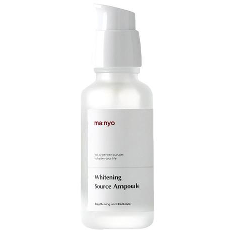 Купить Manyo Factory WHITENING SOURCE  AMPOULE - Отбеливающая сыворотка