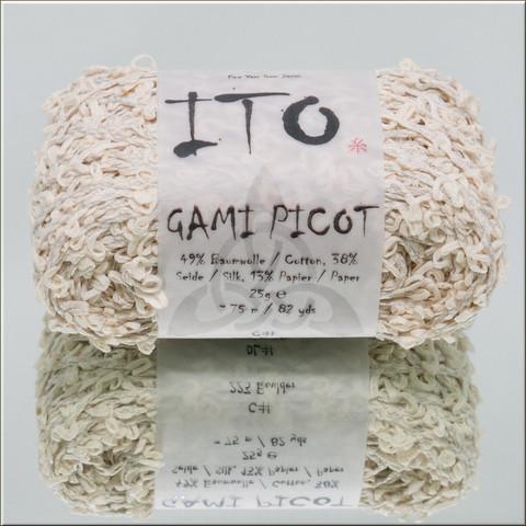Пряжа Gami Picot ITO