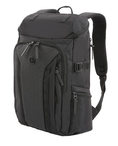 Городской рюкзак чёрный (20 л) WENGER 2717202408