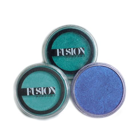 Набор акционный перламутровый Fusion