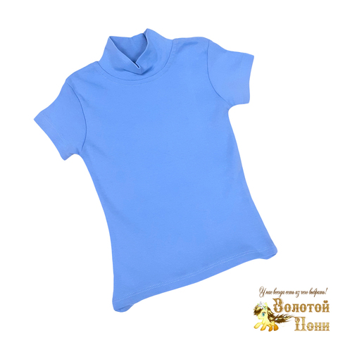 Водолазка хлопок девочке (5-8) 210216-ОФ8086