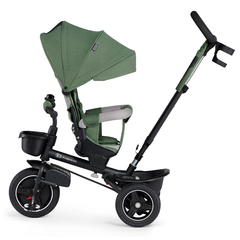 Велосипед Kinderkraft Spinstep Pastep Green складной