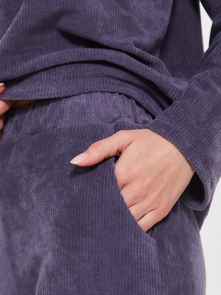 Костюм-двойка (свитшот и брюки) Chic mama для кормящих мам