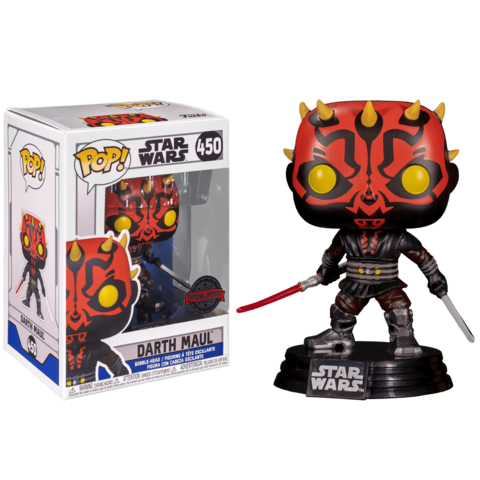 Darth Maul (450) Star Wars Funko Pop! || Дарт Мол