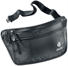 Кошелек поясной Deuter Security Money Belt II 7000 black