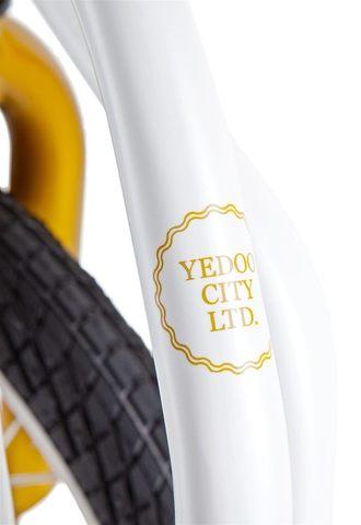 Двухколесный самокат Yedoo City  New LMT