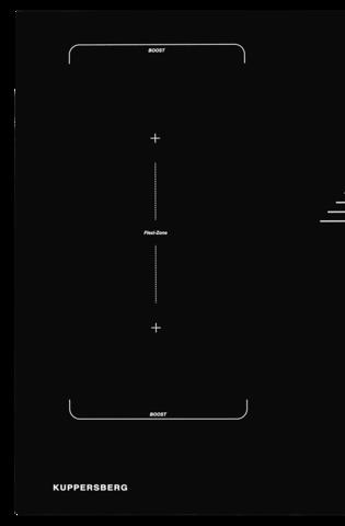 Встраиваемая индукционная варочная поверхность IMS 901