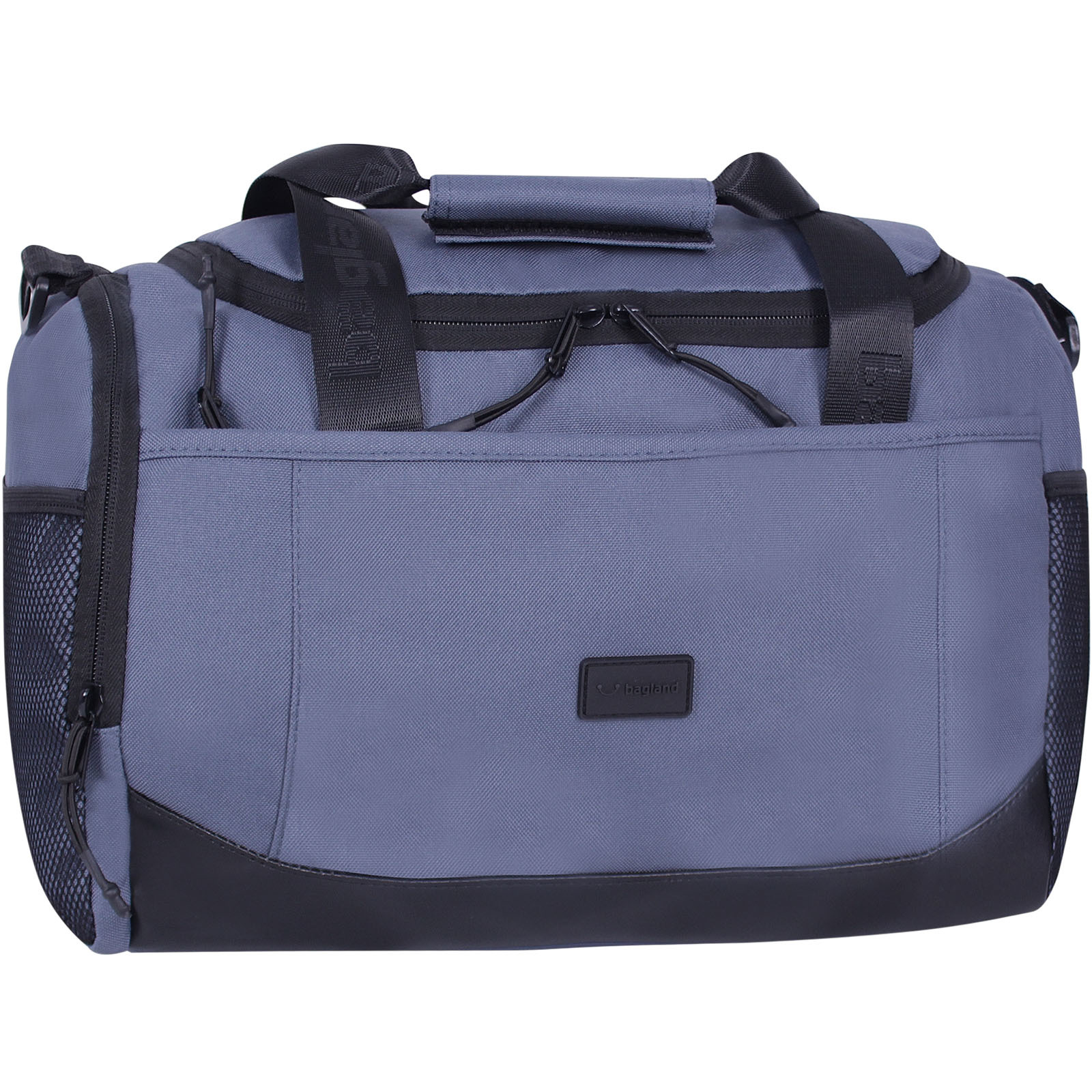 Дорожные сумки Сумка Bagland Albany 20 л. Серый (0032666) IMG_6116-1600.jpg