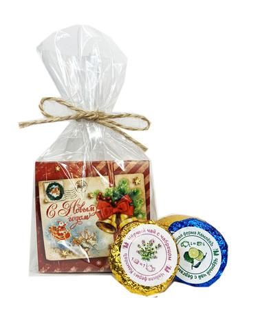 Новогодний подарок чайный набор №1