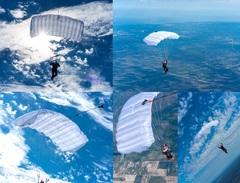 запасной парашют Aerodyne аэродайн смарт