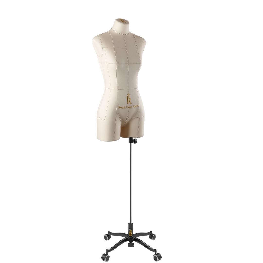 Манекен портновский Моника, комплект Стандарт, размер 42, БежеваяФото 2