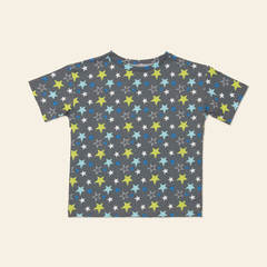 Детская мужская футболка E21K-53M102