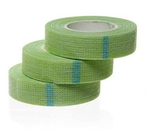 Лента-скотч на нетканой основе (зеленый)