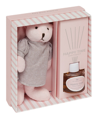 Подарочный ароматический набор Secret De Maison Pink Rabbit  ( mod. TFP 123GF ) — розовый
