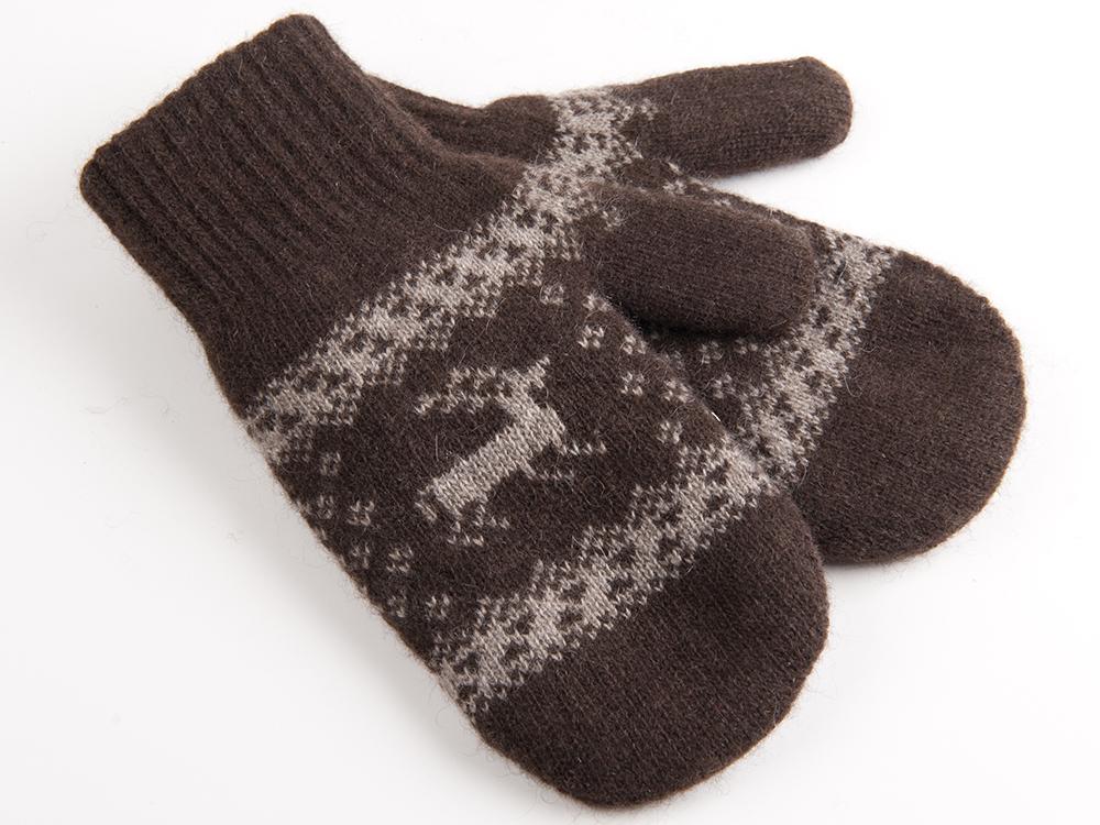 Стильные и теплые варежки – надежная защита ваших рук