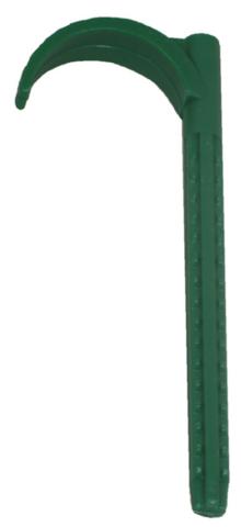 Walraven BIS 75 мм дюбель крюковой для одной трубы до 28 мм (0852050)