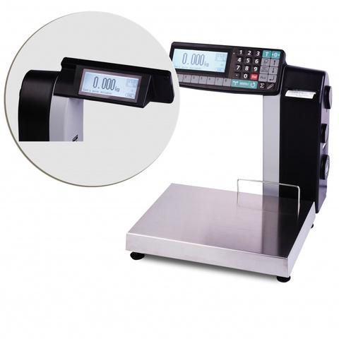 Весы с печатью этикетки МАССА МК-15.2-R2L-10-1 купить волгоград