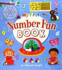 My First Number Fun Book