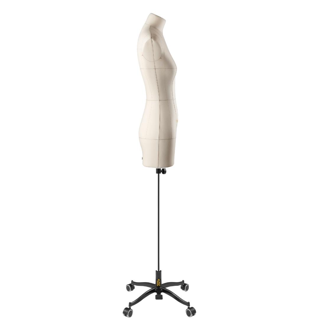Манекен портновский Моника, комплект Стандарт, размер 42, БежеваяФото 3