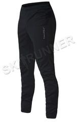 Женские утепленные лыжные брюки NordSki Elite Black