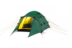 Купить недорого туристическую палатку Alexika Nakra 2-х местная со скидкой.