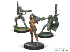 Infinity - Dire Foes Mission Pack 5: Viral Outbreak