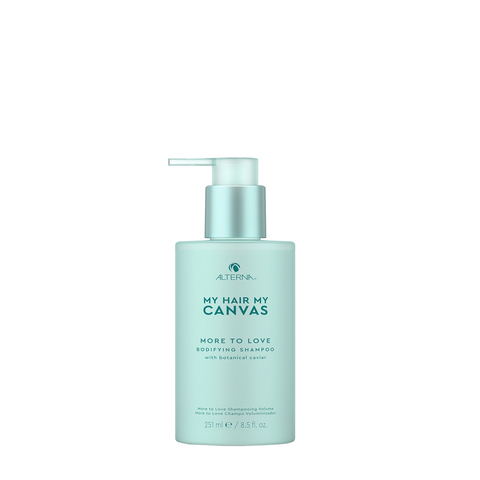 Alterna Шампунь для придания волосам объёма с экстрактом растительной икры MHMC Canvas More to Love Bodifying Shampoo