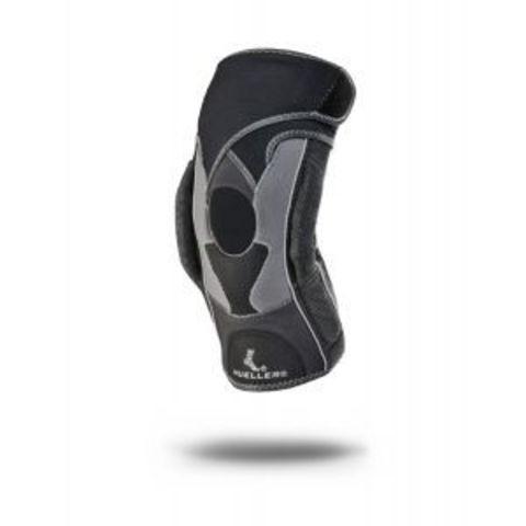 59113 Hg80 Premium Knee Brace, Sizes -  LG  in plastic bag , бандаж на колено,  усиленный пружинными вставками с регулируемыми липучками Hg80 Премиум
