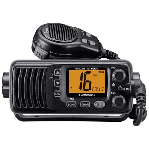 Морская радиостанция Icom IC-M200