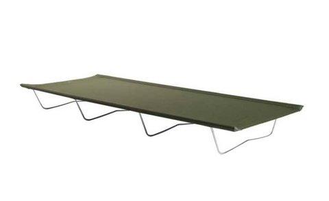 Раскладушка туристическая - походная кровать TREK PLANET Bivouac Green 70651