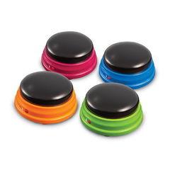 Гигантские кнопки Запиши свой звук Learning Resources
