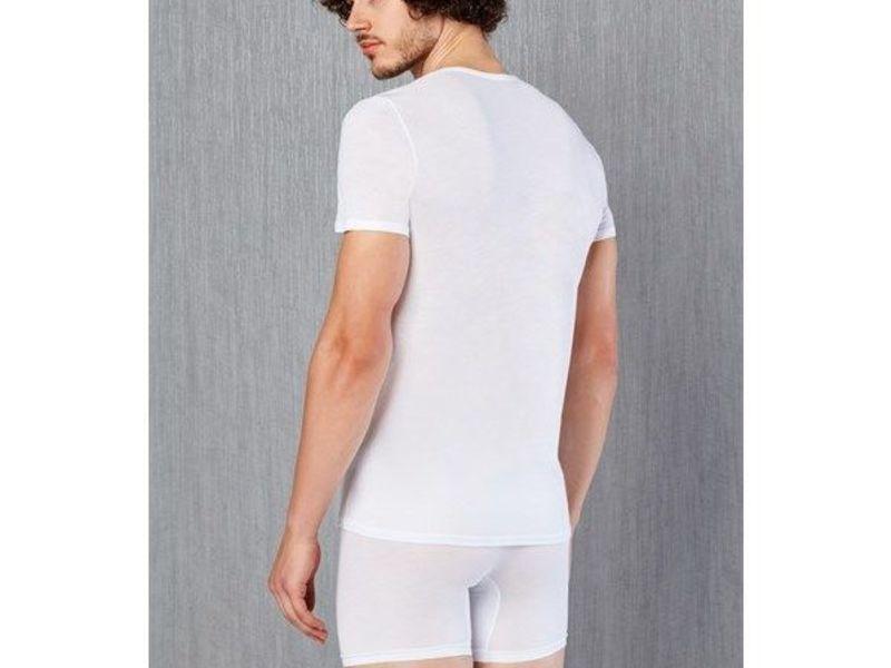 Мужская футболка белая Doreanse 2525