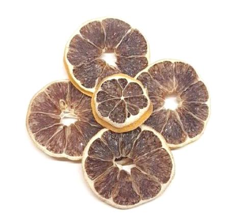 Сушеный лимон сегмент 100 гр.