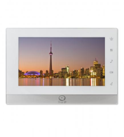 Монитор IP-видеодомофона TI-2750WS (белый)